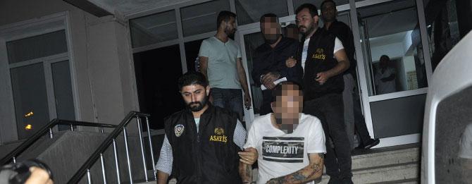 Müteahhit cinayetine 6 tutuklama!