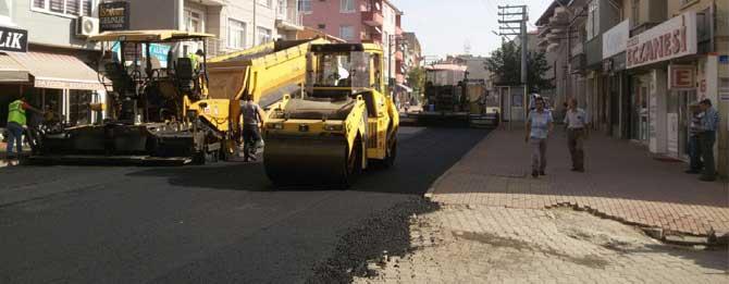 Sonunda asfalta kavuştuk!