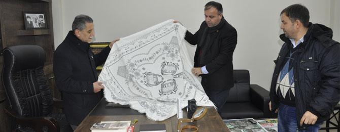 Sulusaraylılar Derneği temaslarda
