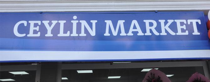 Ceylin Market yeni adresinde hizmetinizde