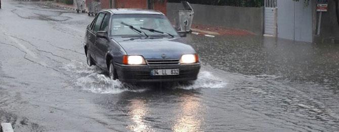 Metrekareye 60 kg yağış