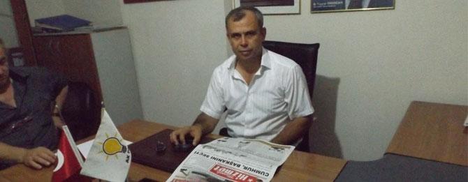 AK Parti İlçe Başkanı Karakuş: Çifte Mutluluk Yaşadık