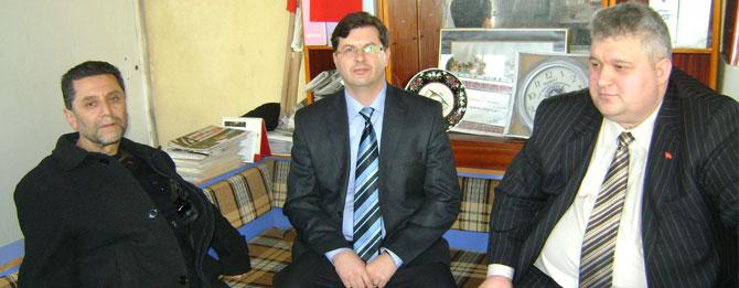 Atakan Eren, Tekirdağ Devlet Hastanesi'ne Atandı