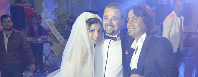 Murat Başaran, Ergül Çiftinin Düğününe Katıldı