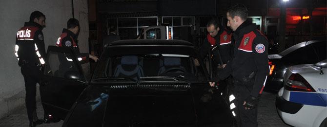Şüpheli Araç Kaçtı, Polis Kovaladı