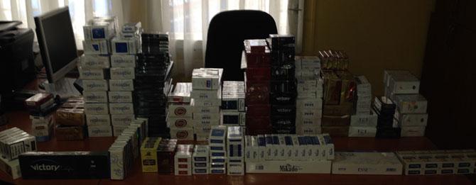 Muratlı Emniyeti'nden Kaçak Sigara Operasyonu