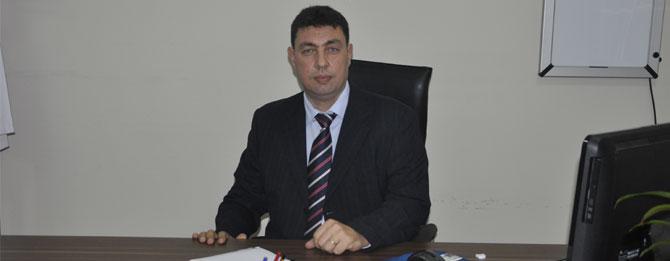 Muratlı Devlet Hastanesi Başhekimi Göreve Başladı