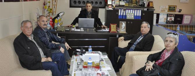 Yavuz Akalın, Vatan Partisi'nden Adaylığını Açıkladı