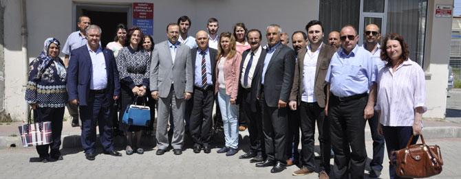 AK Parti'nin Dinamosu Meclise Yürüyor