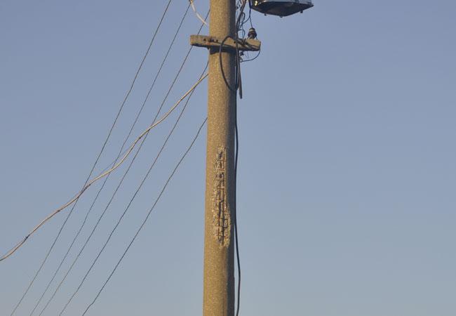 Beton elektrik direkleri